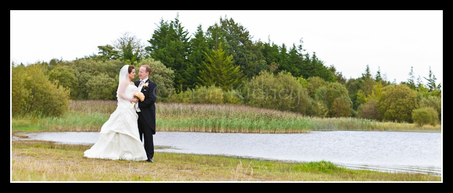Sinead And Damien in The Hodson Bay