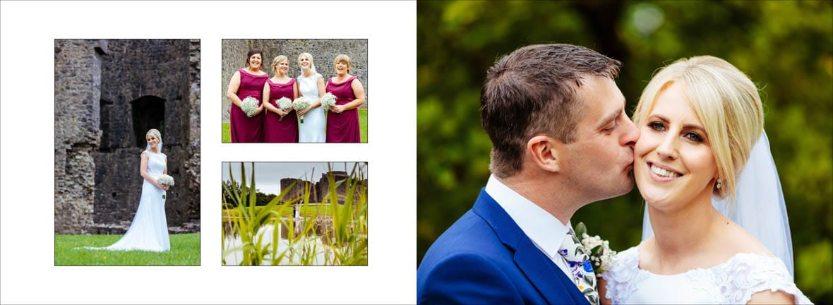 Roscommon Castle Wedding Photos