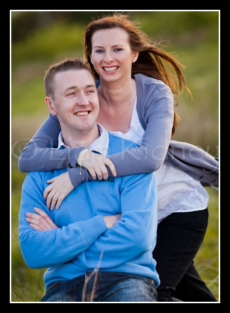The Advantages of Doing An Engagement Shoot Before Your Wedding | Irish Wedding Photographer