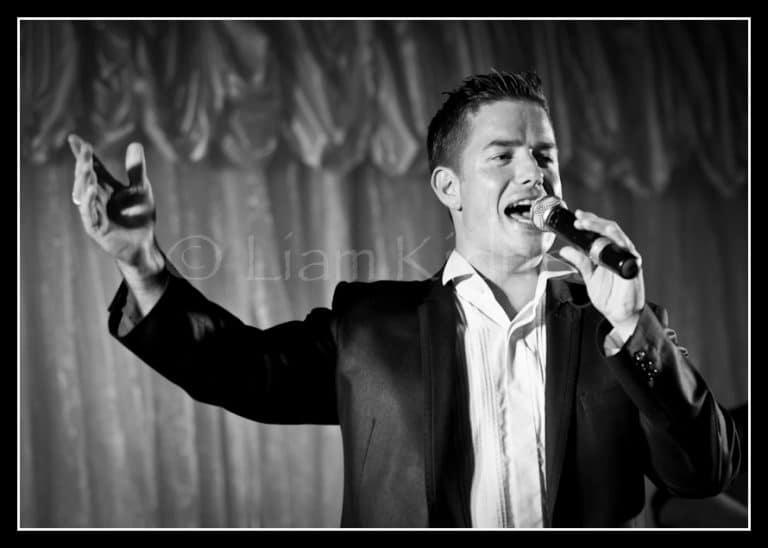 Supplier of The Week: Musican Simon Casey | Offaly Wedding Singer