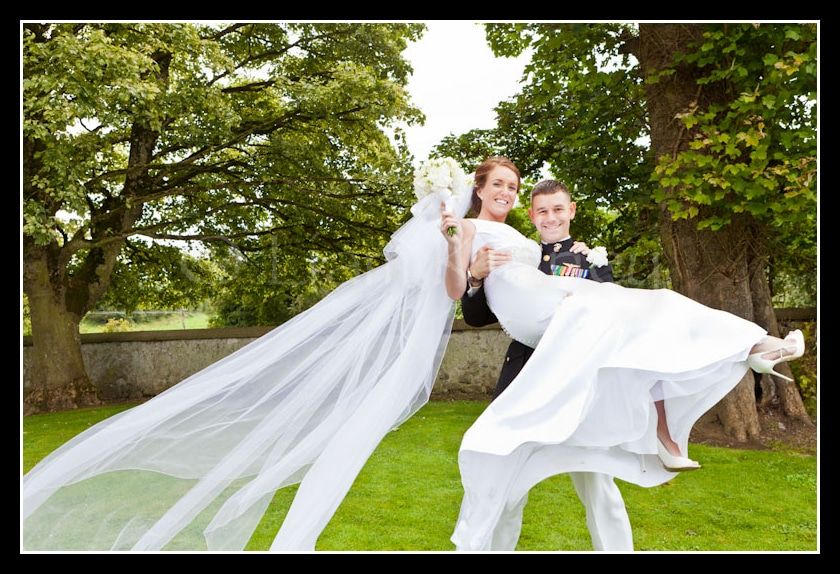 Wedding of Karen & Matt, Drumarney Church & Glasson Country House Hotel, Co. Westmeath | Westmeath Photographer