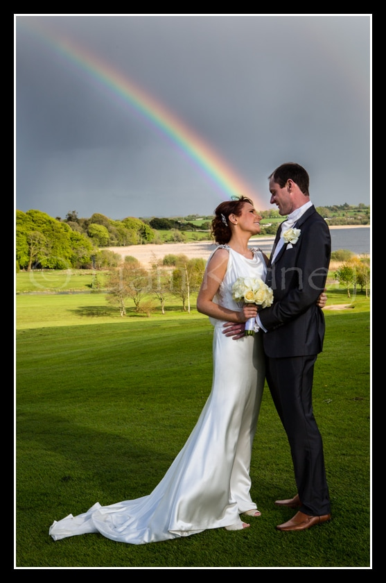 Rainbow at Glasson Country Club Hotel (Westmeath Photographer)Club
