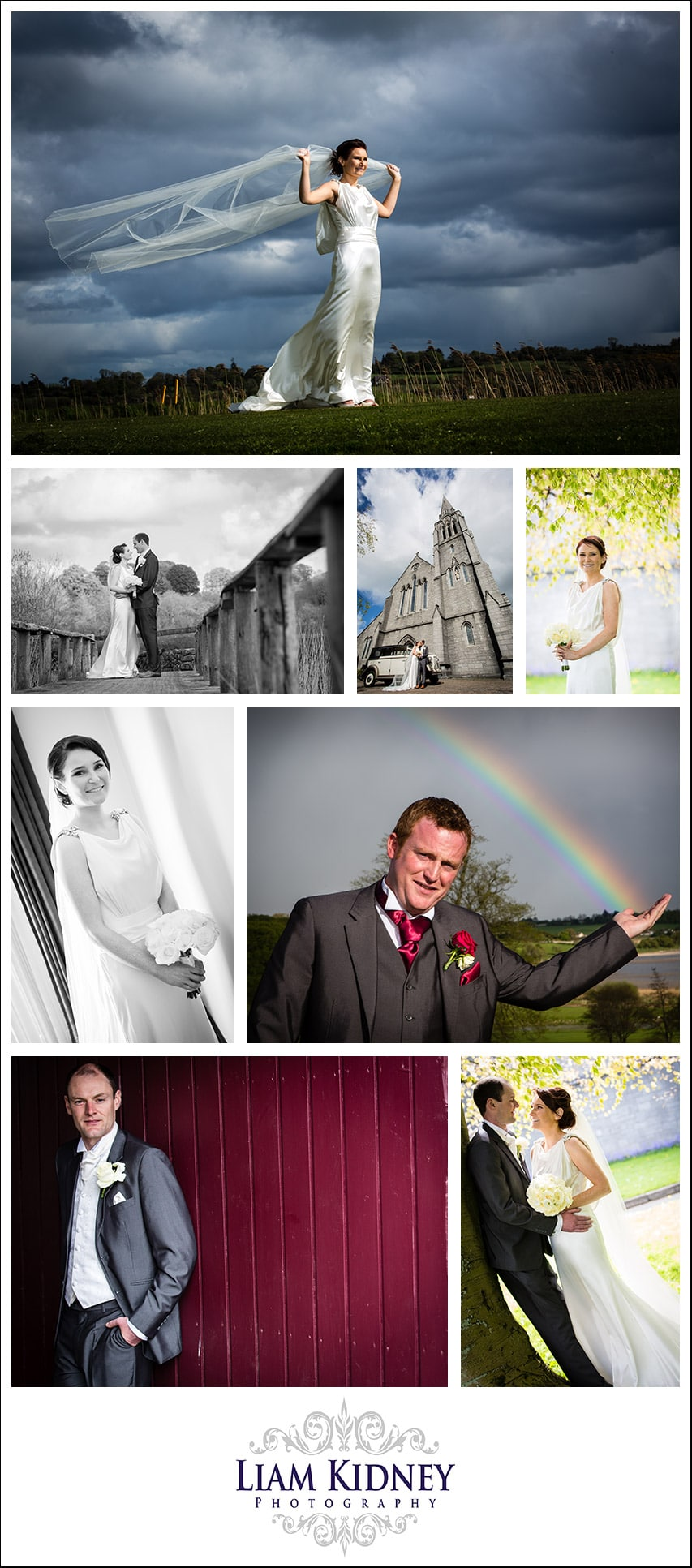 Wedding In Glasson Country House Hotel Athlone, Co. Westmeath