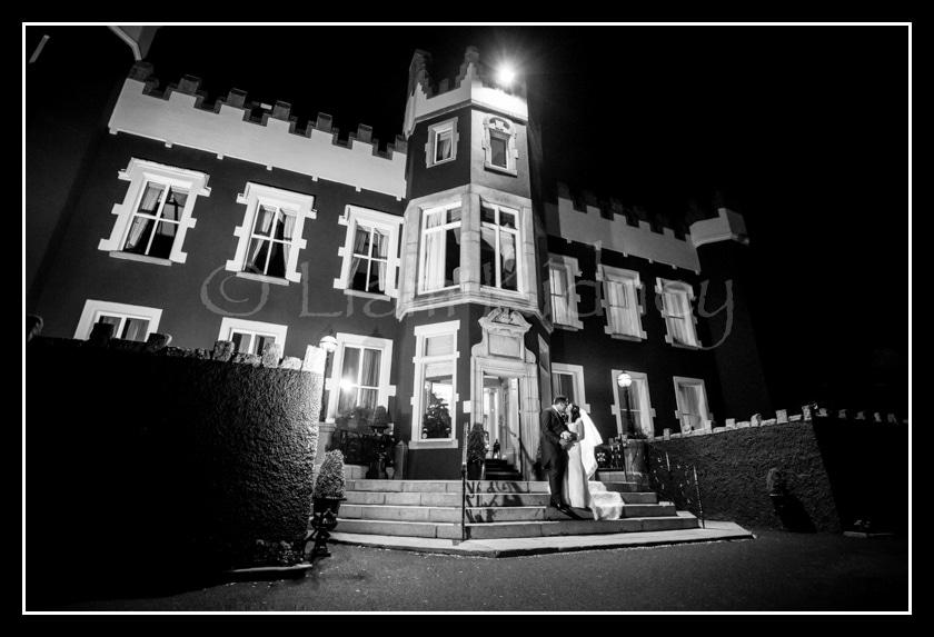 Wedding of Roz & Andy, Dalkey Church & Fitzpatrick Castle Hotel, Dalkey, Co. Dublin | Dublin Photographer