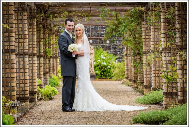 Wedding of Melissa and Kevin, Multyfarnham Abbey, Lough Rynn Castle |Westmeath Photographer