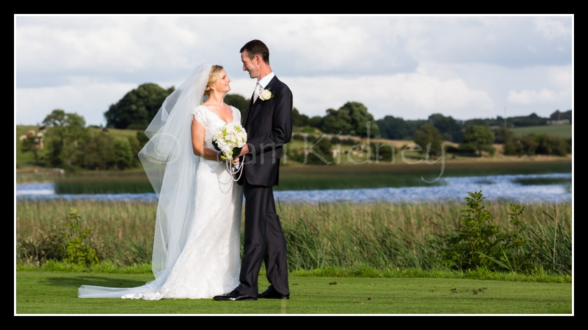 Wedding of Anita and John, Drum Church, Glasson Country House Hotel