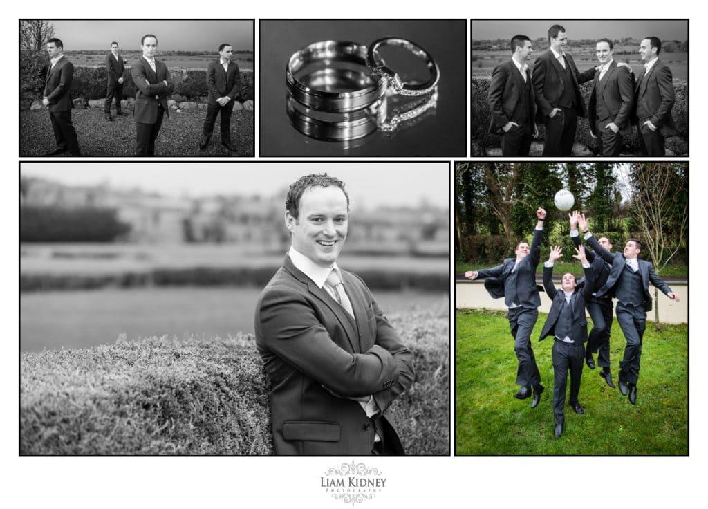 Fun wedding in the Hodson bay Hotel Athlone