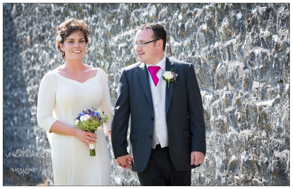 Wedding of Geraldine and Brendan Clooneycolgan Church, Hodson Bay Hotel |Westmeath photographer