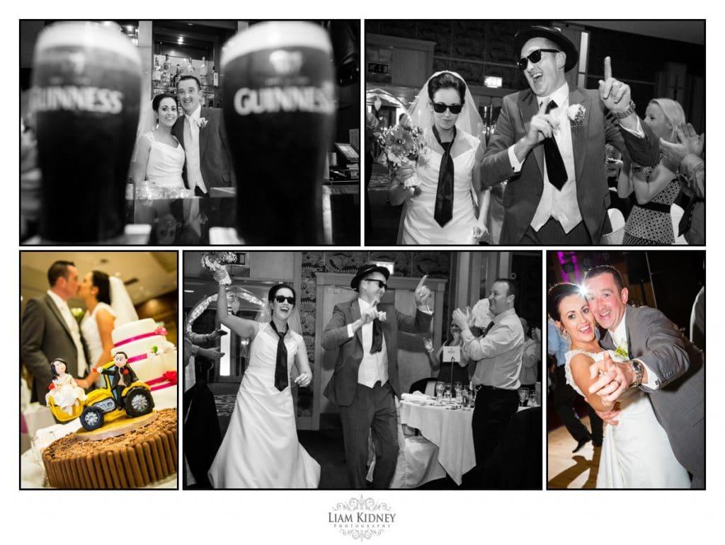 Shearwater Wedding in Ballinasloe