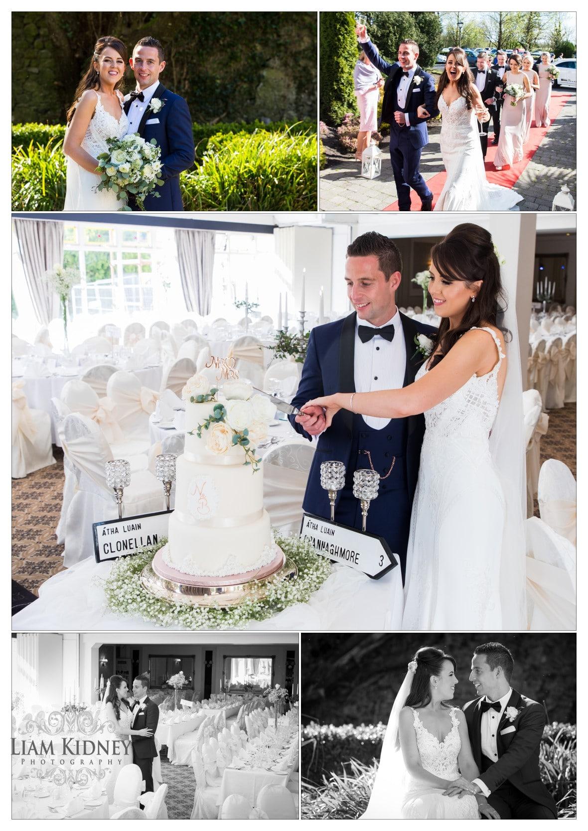 Wedding in the Shamrock Lodge Hotel in Athlone