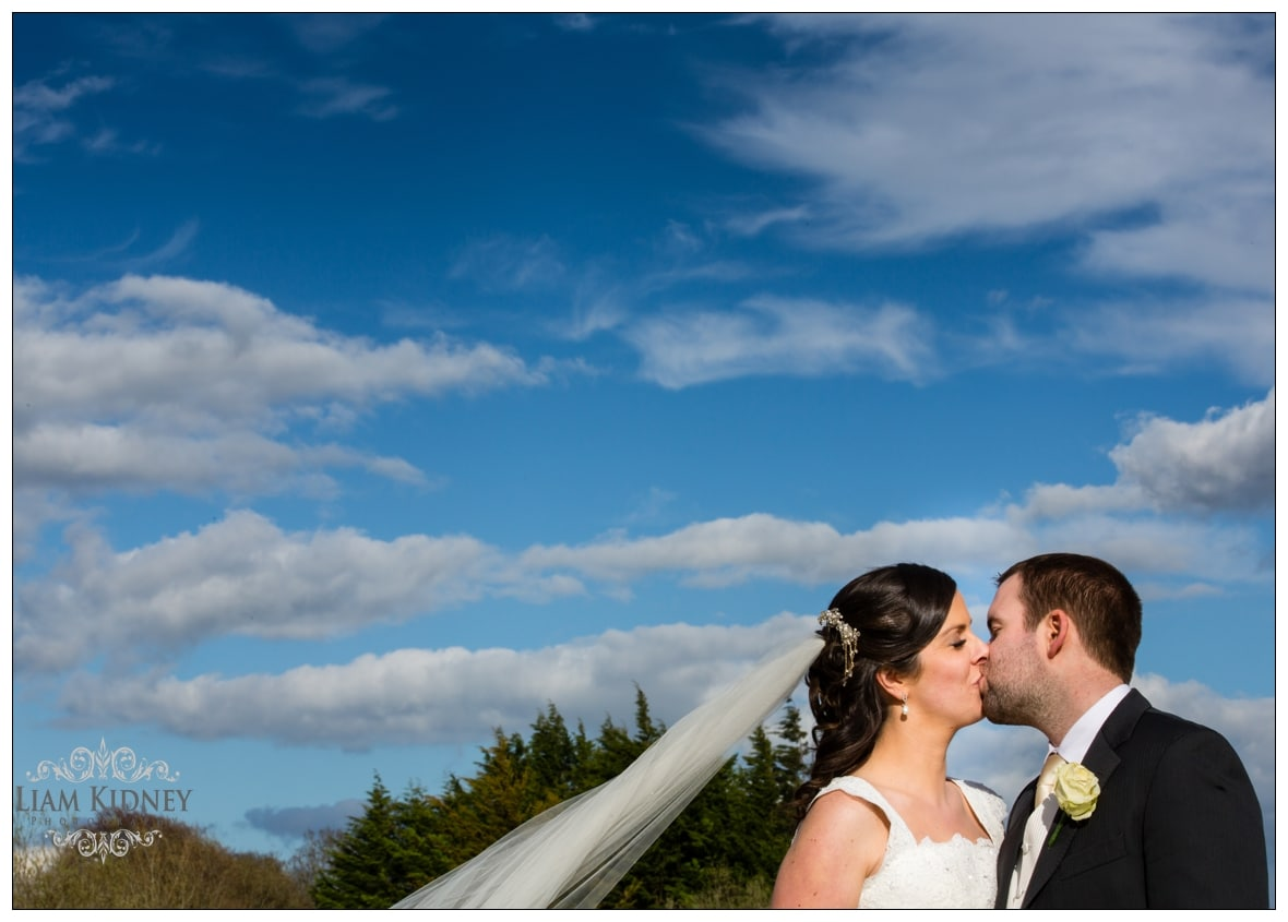 Summer Wedding in the Hodson Bay Hotel