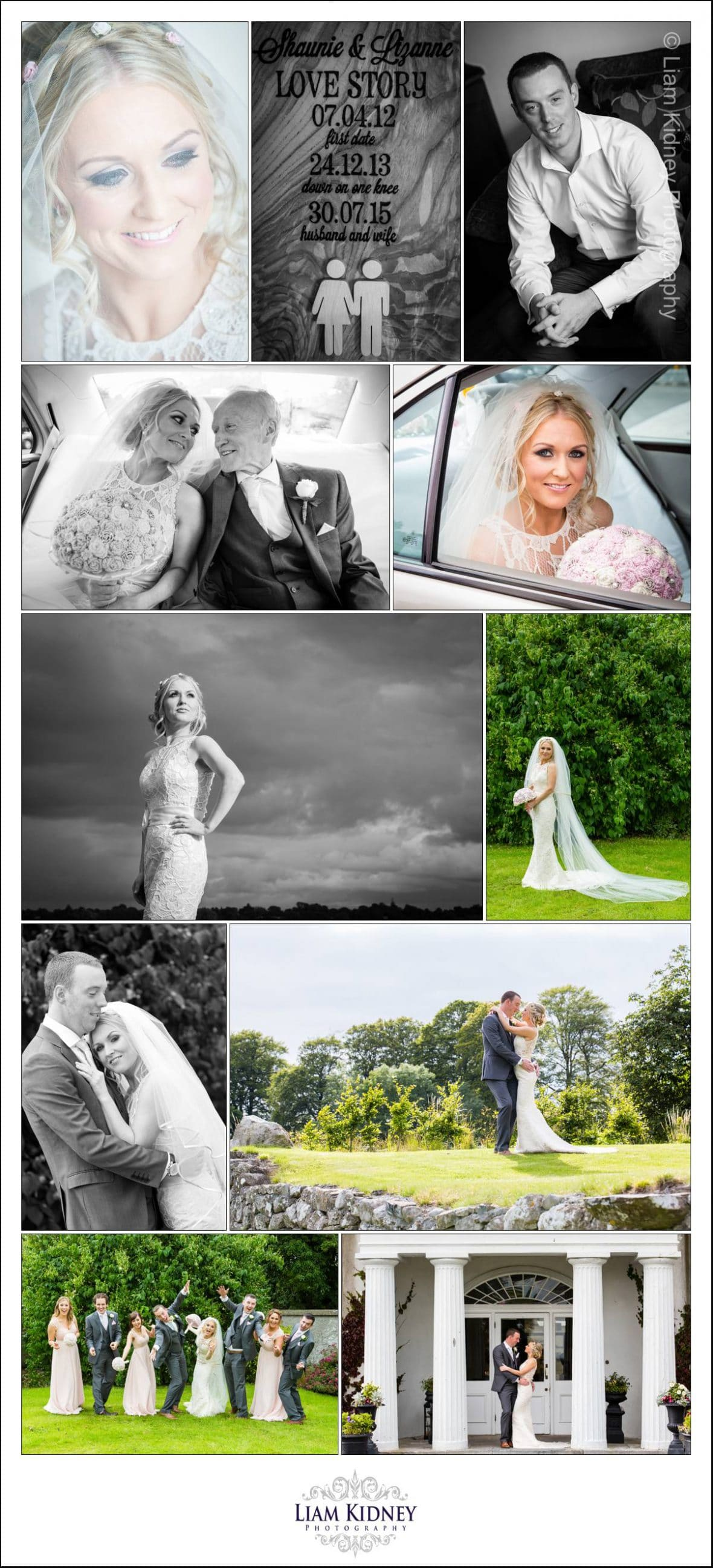Glasson Country Club Weddings
