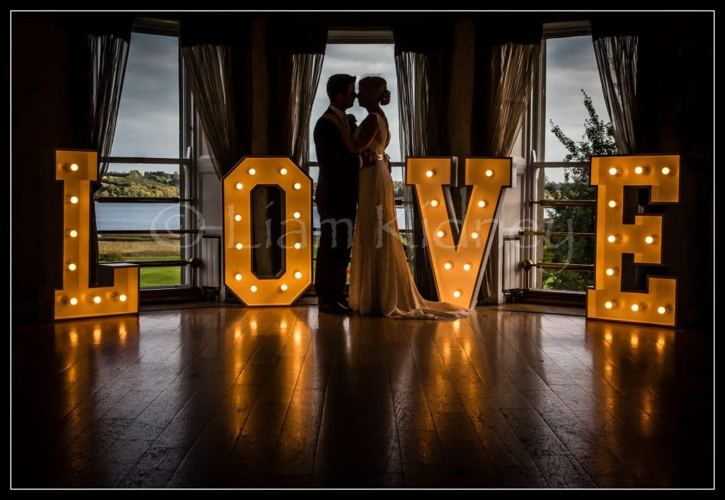 Glasson Country Hotel Wedding: Laura and James