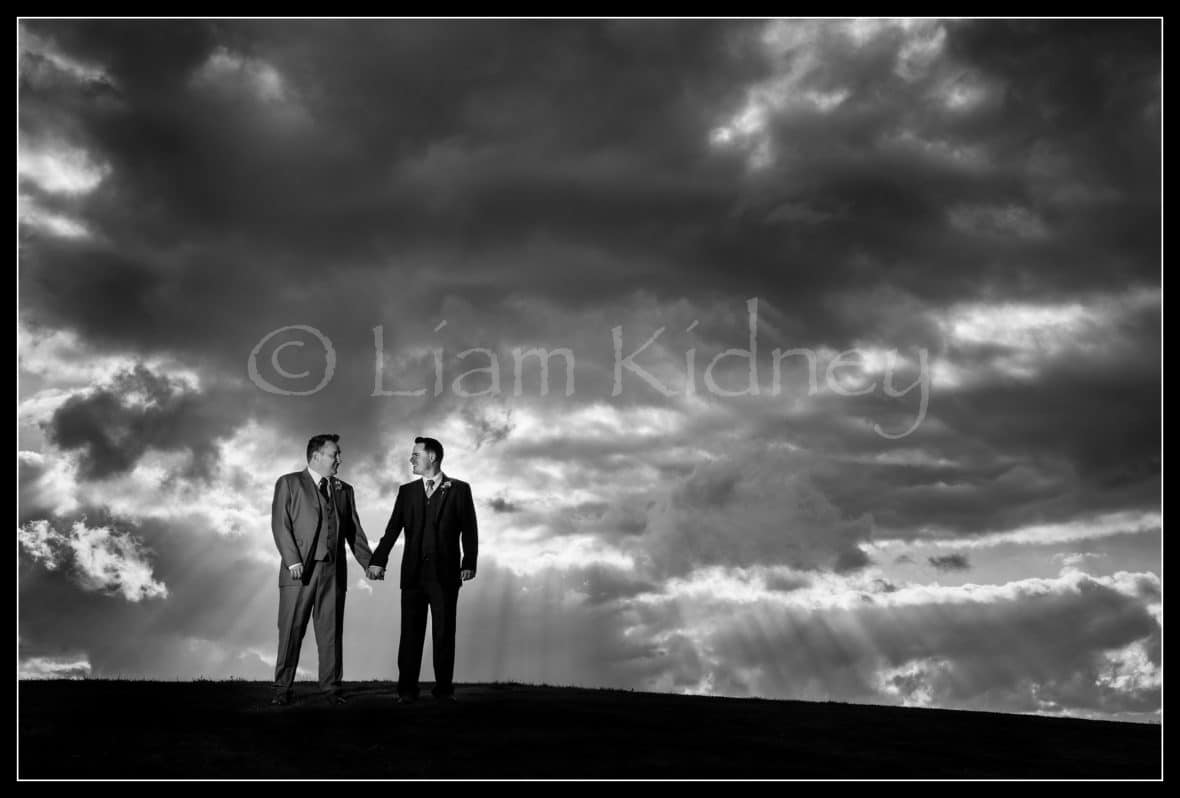 Irish Gay Wedding of Barry & Anthony