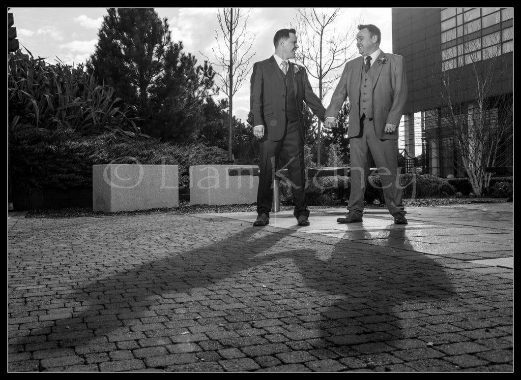 Irish Gay Wedding Photography
