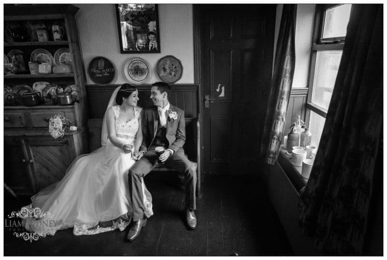 Conor & Christine, Teepee Wedding, Coralstown, Co. Westmeath