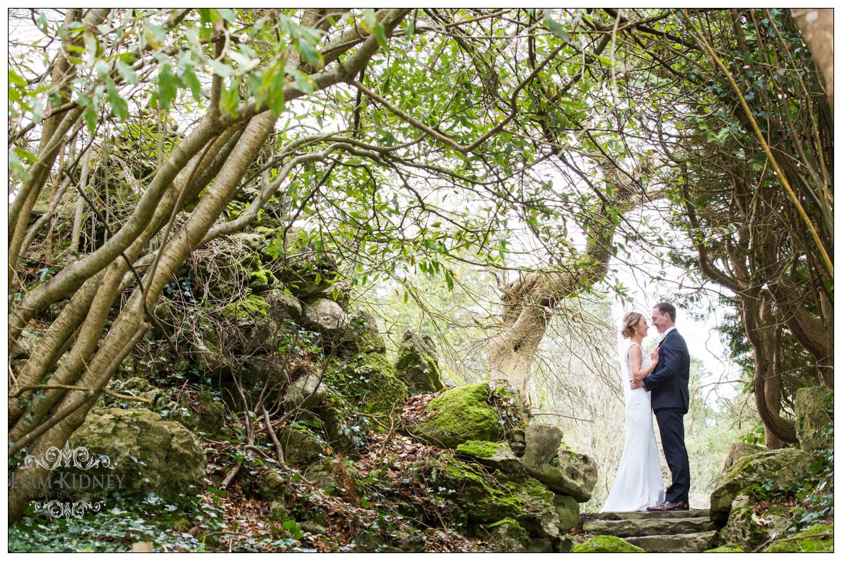 Belvedere Gardens Wedding in Mullingar