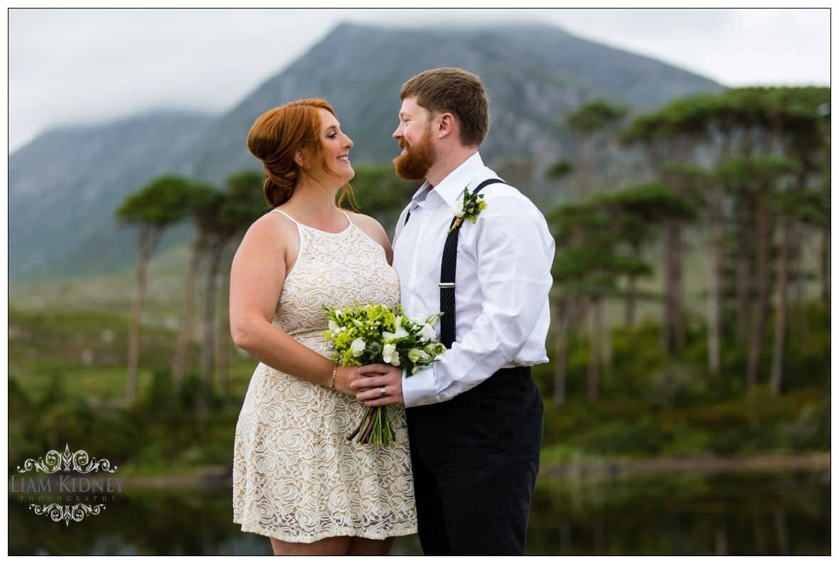Connemara Destination Wedding in Ireland