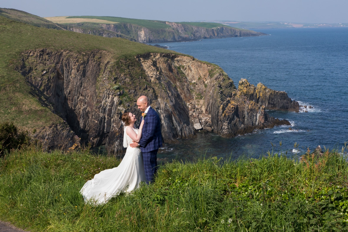 Irish Wedding Photographer Photographing the Wild Atlantic Way