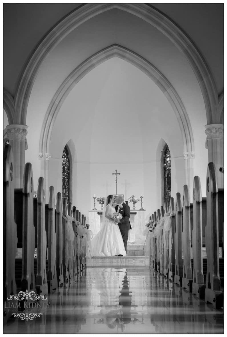 Stunning Reflection in Creagh Church Ballinasloe