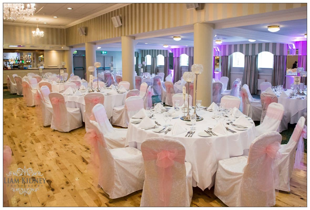 Stunning Wedding venue in Bloomfield House Hotel