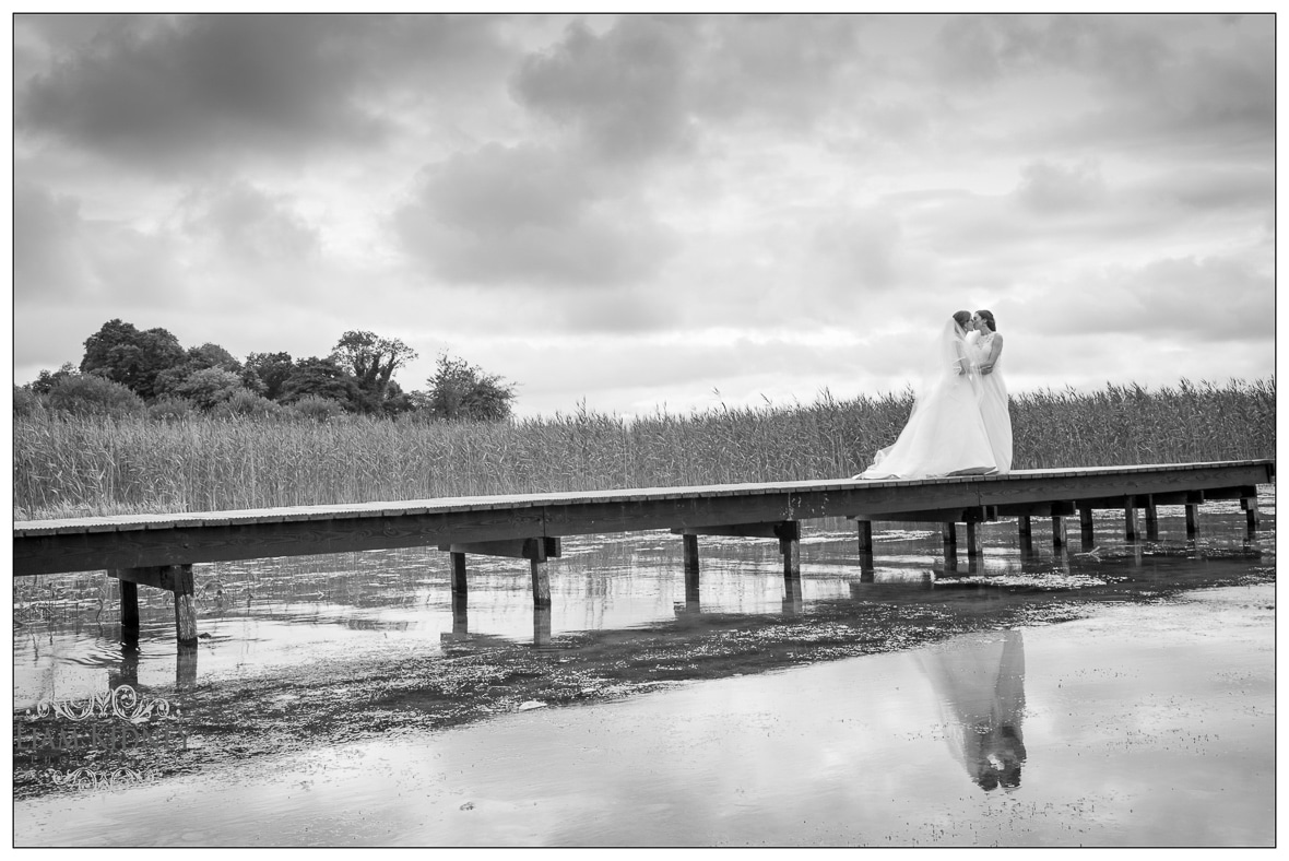 Beautiful Same sex wedding in Westmeath