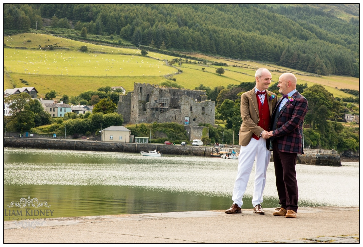 Gay Wedding Photography in Co Louth