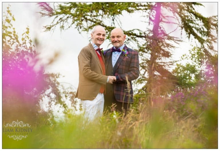 Irish Gay Wedding of Jim & Paul | Tranquility House