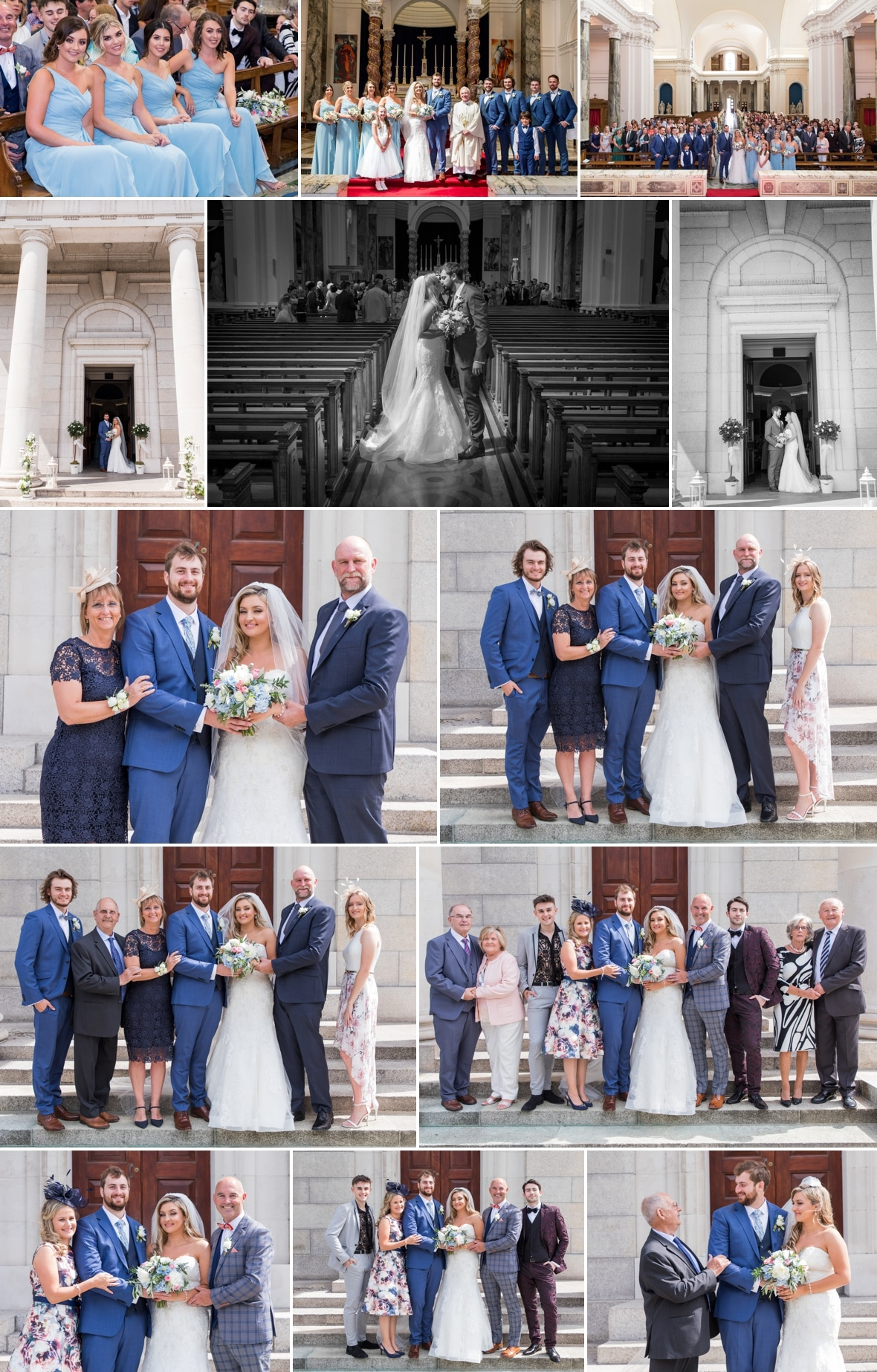 Summer Wedding of Sarah and Torin in Glasson Country House Hotel in Athlone Co. Westmeath