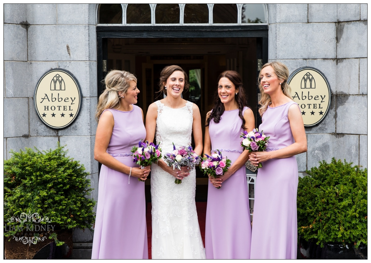 Abbey Hotel Bridesmaids