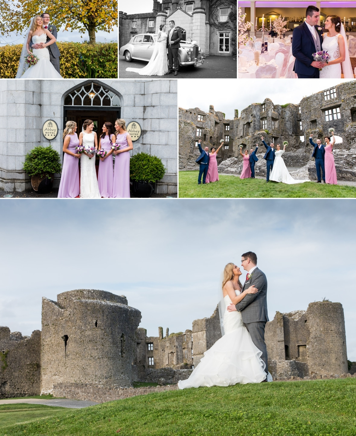Wedding n the Abbey Hotel Roscommon