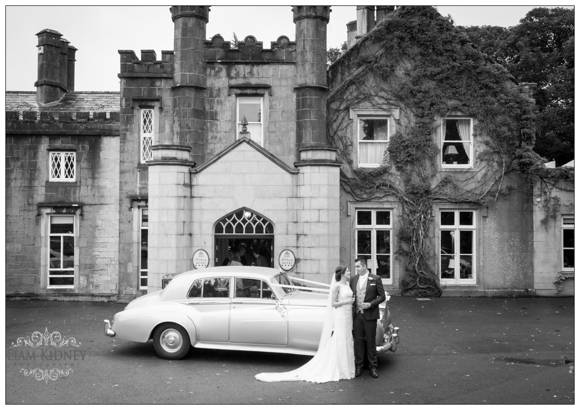 Abbey Hotel Roscommon Wedding