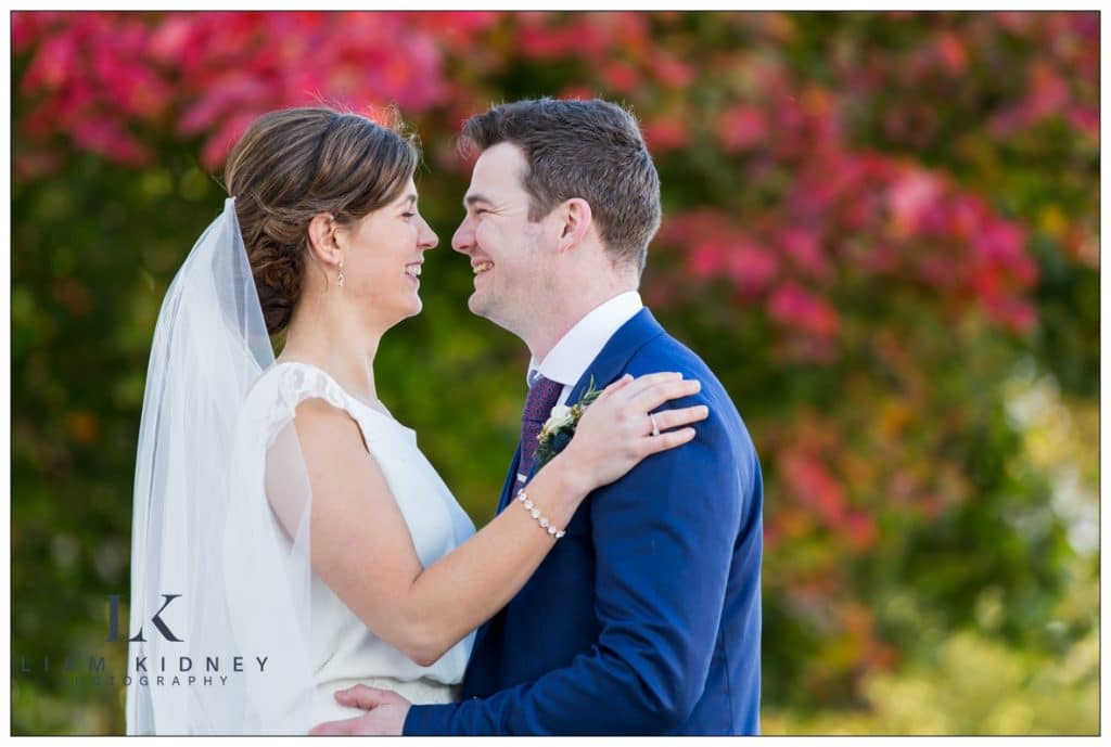 Athlone Wedding couple of Aisling and Eoin got married in St Peter's and Paul's