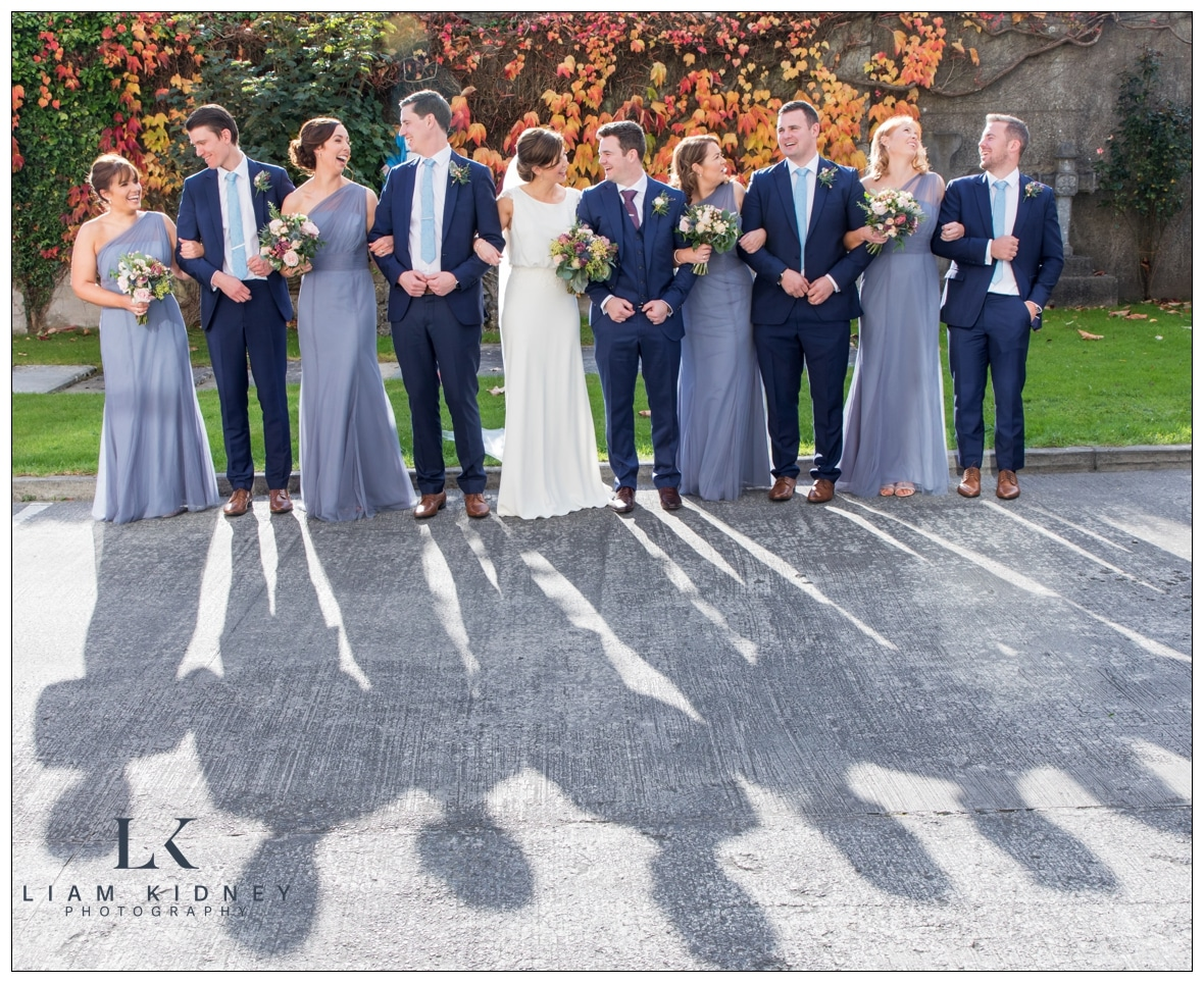 Westmeath Wedding Party In Athlone