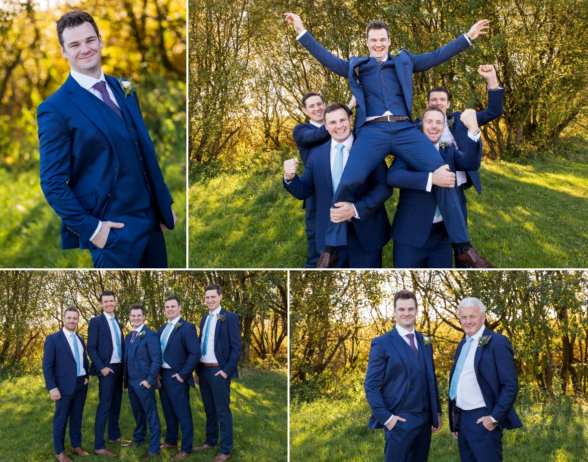 Westmeath Wedding Photography in the Hodson Bay Hotel