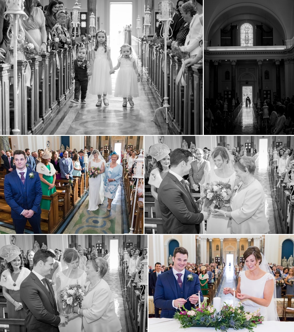 St Peter and Paul's Church Wedding in Athlone