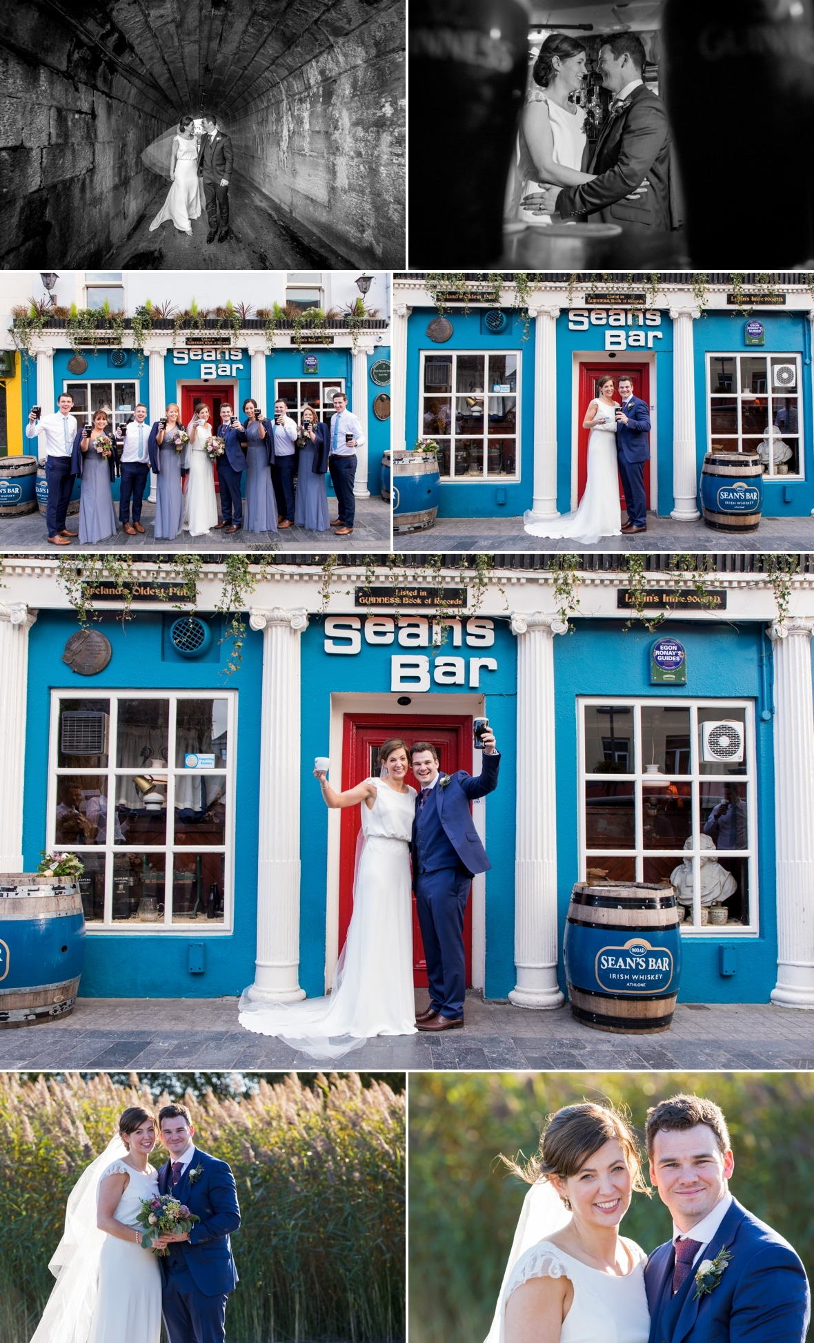 Sean's Bar In Athlone for Wedding photos