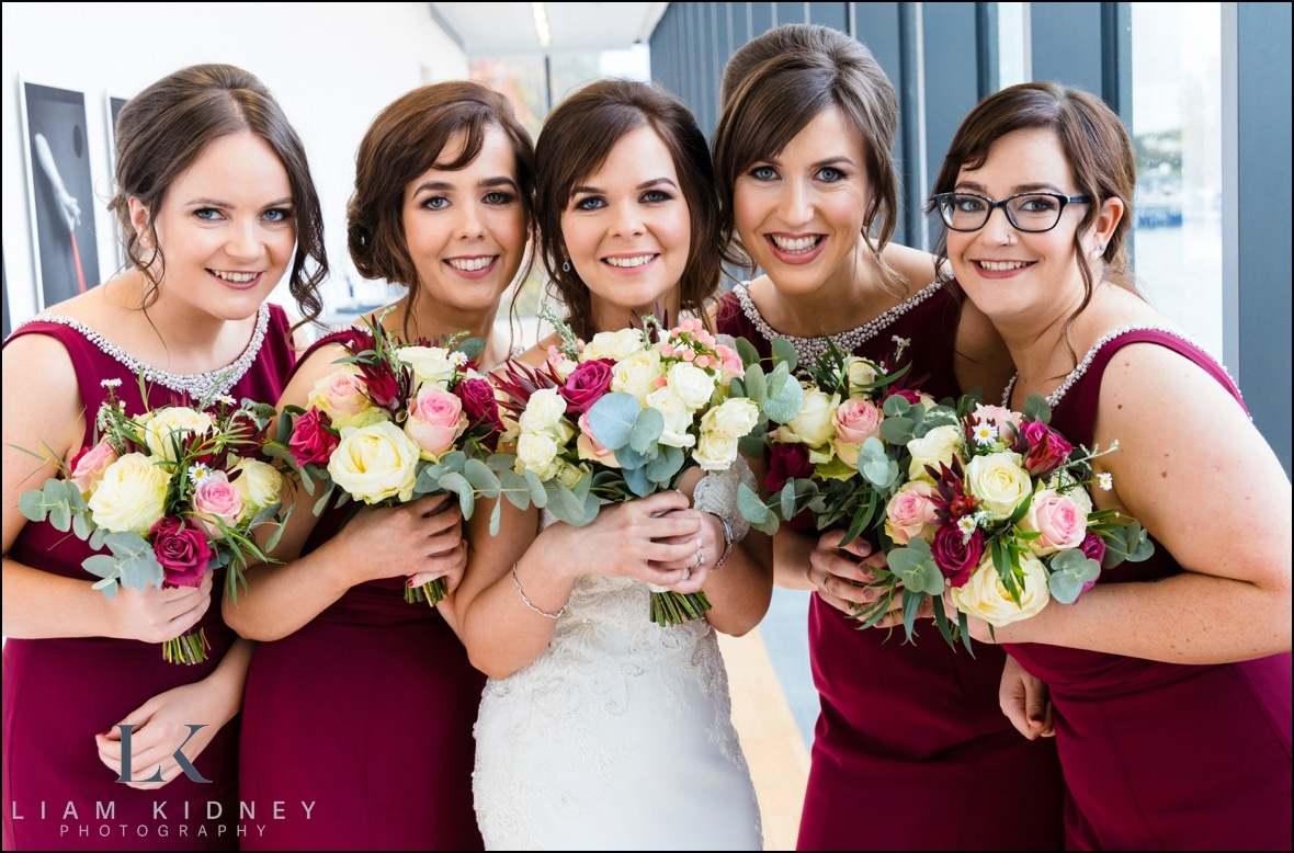 Radisson Blu Athlone Wedding Liam Kidney Photography
